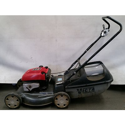 Briggs and Stratton 725 EX Series 190cc Lawn Mower and Catcher