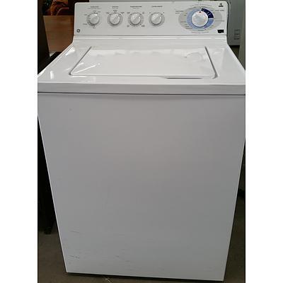 General Electric Heavy Duty Top Loading Washing Machine