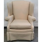Drexel Heritage Wing Back Arm Chair