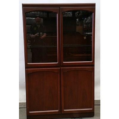Parker Furniture Retro Wooden Kitchen Hutch