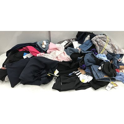 Bulk Lot of Brand New Women's Clothing - RRP Over $500