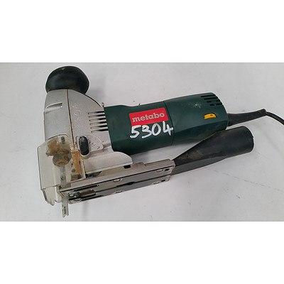 Metabo 720 Watt Electric Jigsaw