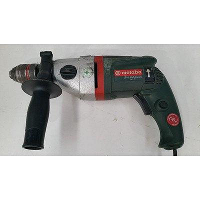 Metabo 850 Watt Impulse Drill