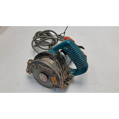 Makita 860 Watt Electric Wet Cutter