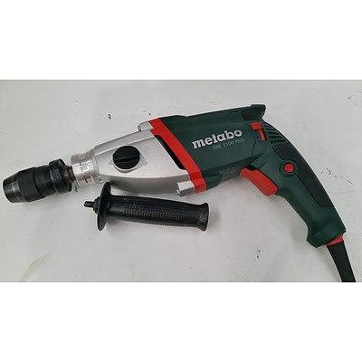 Metabo 1100 Watt Impact Drill
