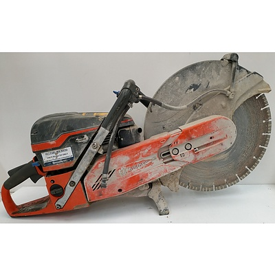 Husqvarna X Torq 350mm Two Stroke Quick Cut Concrete Saw