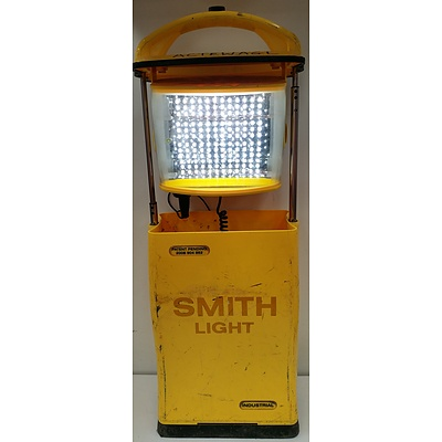 Smith Industrial Portable LED Light