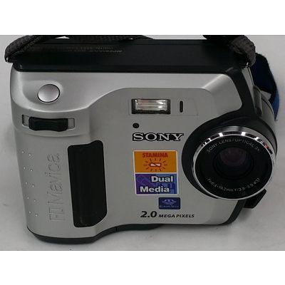 Sony Digital Mavica MVC-FD73 Digital Still Camera