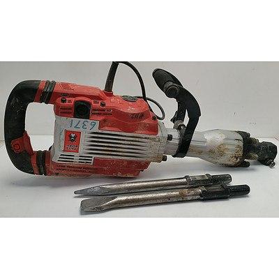 Full Boar 1750 Watt Electric Demolition Hammer