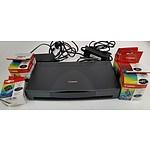 Canon BJC80 Colour Printer and Various HP Printer Cartridges