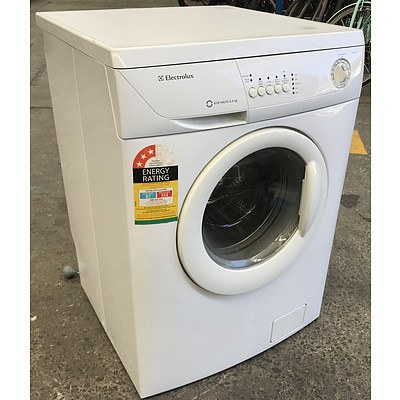 Electrolux Eco Valve 6.5kg Front-Loader Washing Machine