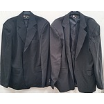Dupont Men's Sports Jackets - Lot of 12 - Brand New - RRP $950.00