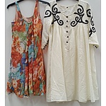 Women's Indian Style Dresses - Lot of 70 - Brand New