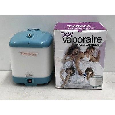TAAV Vaporaire Steam Vaporizer x2