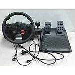 Logitech Driving Force Playstation Driving System