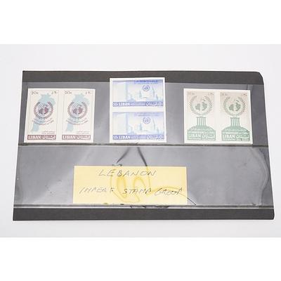 Lebanon Stamp Group