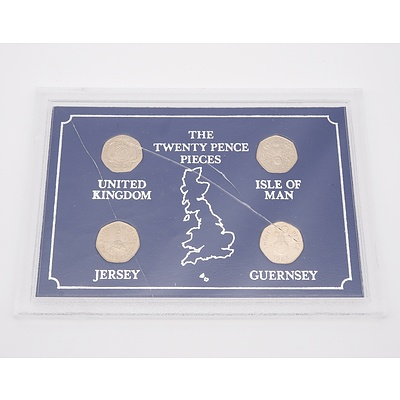 The Twenty Pence Pieces Collection