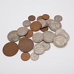New Zealand - Variety of Pre-Decimal & Decimal Coins