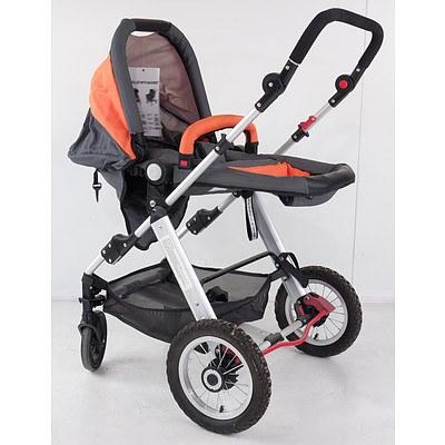 Multi-Functional Luxury Baby Stroller