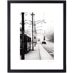 Misty Trams Signed Offset Print