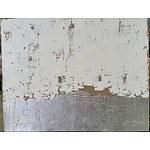 Stretched Canvas Mixed Media Abstract Print