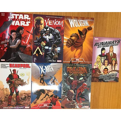Assorted Collection of Marvel Comics