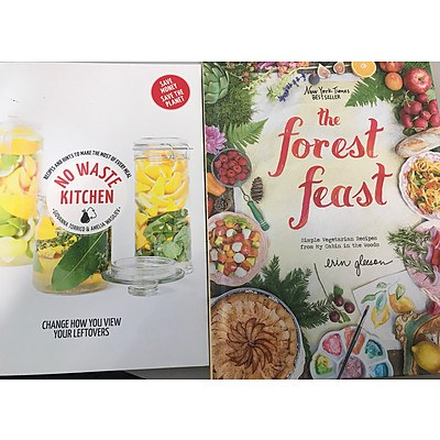 Cookbook Pack: No Waste Kitchen and The Forest Feast