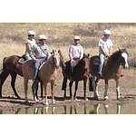 Burnelee Excursions on Horseback Trail Ride for Two