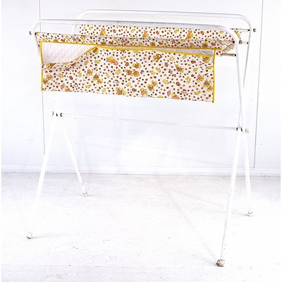 Folding Baby Changing Table