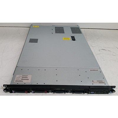 HP ProLiant DL360 G7 Hexa-Core Xeon (L5640) 2.26GHz 1 RU Server