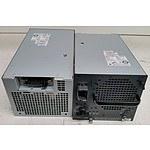 Cisco Catalyst 6500 Series (WS-CAC-3000W V02) Power Supply Modules - Lot of Two