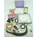 Large Group of Costume Jewellery