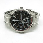 Seiko Chronograph Silver Watch