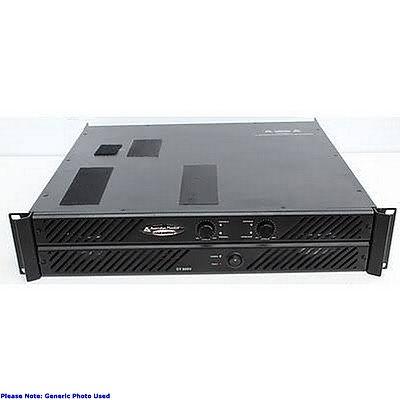 Australian Monitor SY-800V 2 x 400W Power Amplifier - Brand New