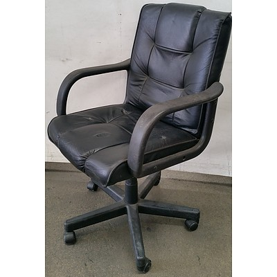 Highback Gaslift Chair