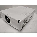 SANYO PLC-WTC500AL WXGA 3LCD Projector
