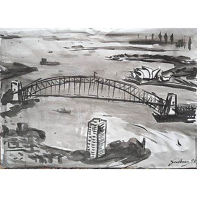 Somboun Phonesouk, Sydney Impressions