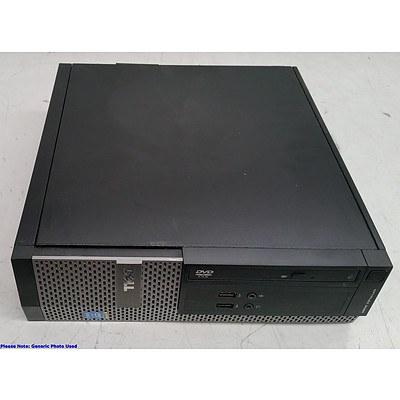 Dell OptiPlex 3020 Core i5 (4570) 3.20GHz Small Form Factor Desktop Computer