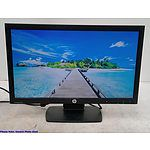 HP ProDisplay (P221) 22-Inch Full HD (1080p) Widescreen LED-Backlit LCD Monitor