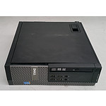 Dell OptiPlex 9020 Core i7 (4790) 3.60GHz Small Form Factor Desktop Computer
