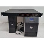 Lot of Assorted Networking Appliances - Lot of Three