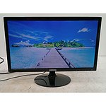 Samsung (S22D300HY) SD300 Series 22-Inch Full HD (1080p) Widescreen LED-Backlit LCD Monitor