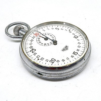 Vintage Tag Heuer Stopwatch
