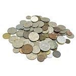 Australian and International Coins, Including American 1937 Half Dollar