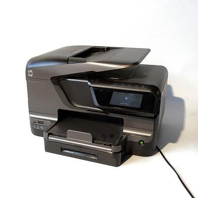Hewlett-Packard Office Jet Pro 8600 Plus