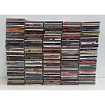 Approximately 200 Assorted CDs