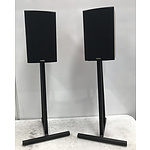 Paradigm Titan V3 Speakers with Metal Stands