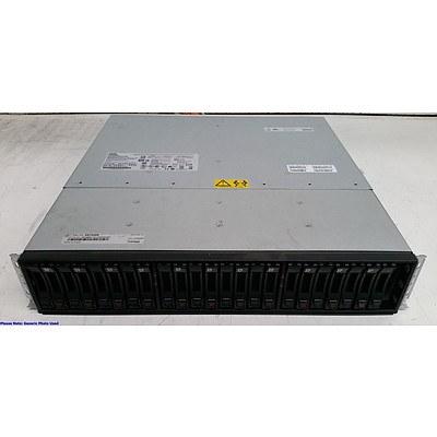 IBM Chassis-C1 24-Bay SAS Hard Drive Array w/ 3.3TB of Total Storage