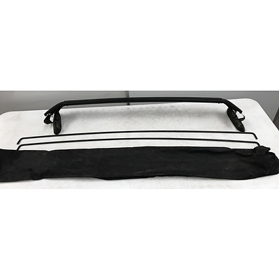 Rhino Sportz Roof Rack and Ute Tray Soft Cover Supports