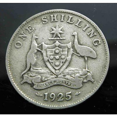 Australia: George V Shilling 1925